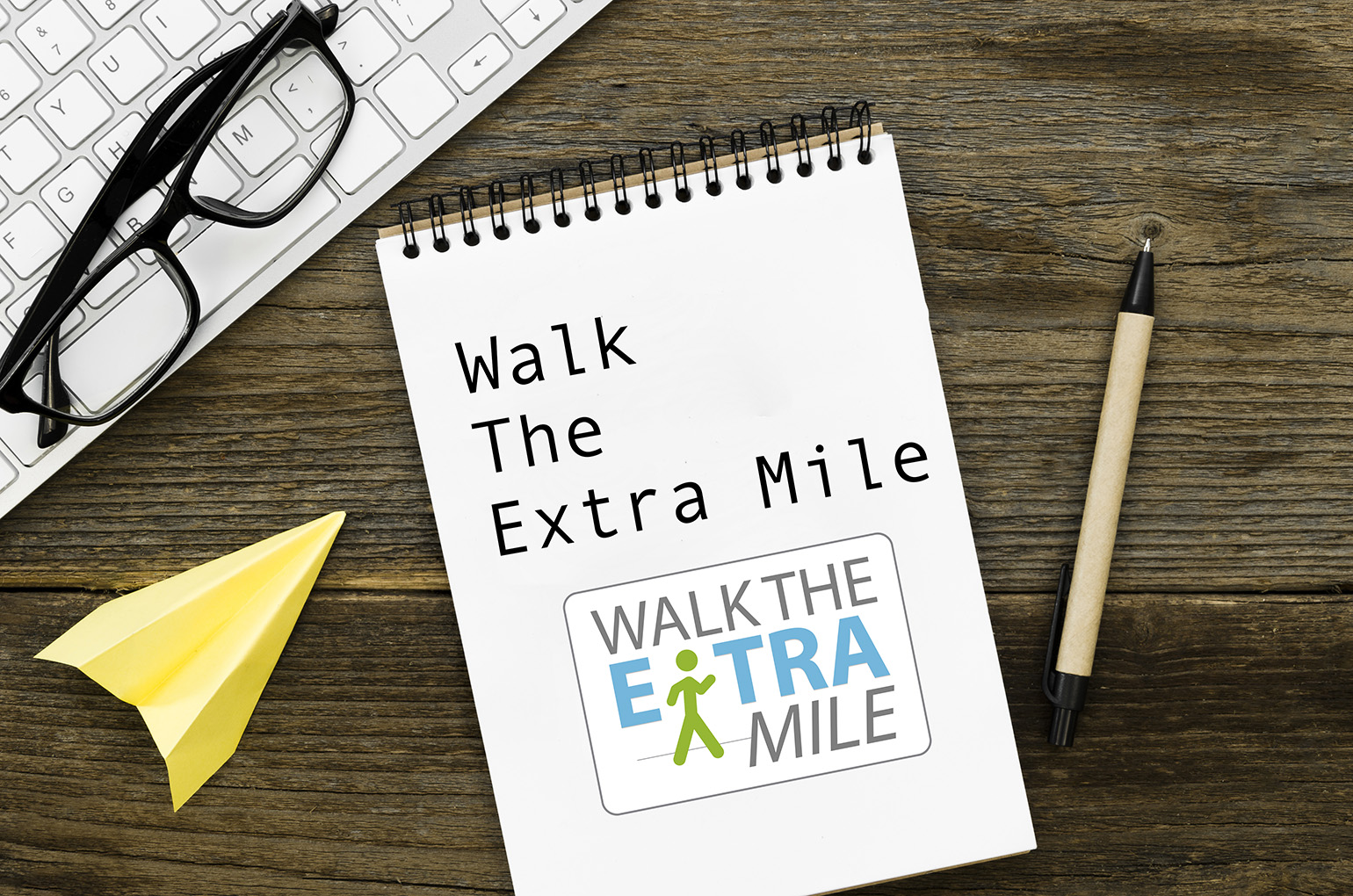 Walking the Extra Mile