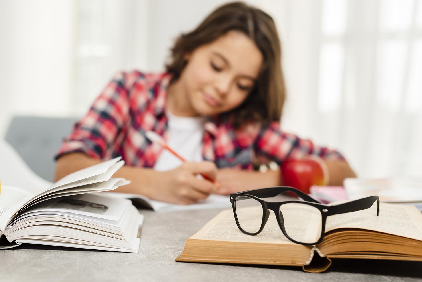El estudio desde casa